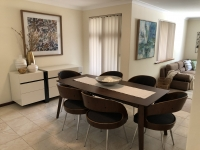 Dining Area Staging