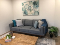 Small Lounge Room Staging