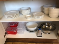 Crockery & Kitchen Items